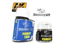 pigmentos AK ABTP
