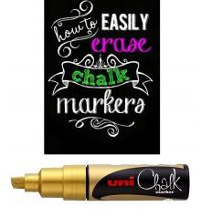 Uni Chalk marker pens
