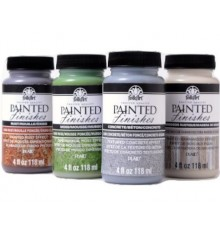 acrylic paint FolkArt Painted Finishes