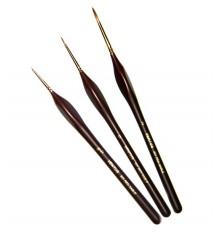 Red Sable Ventus 201 brush
