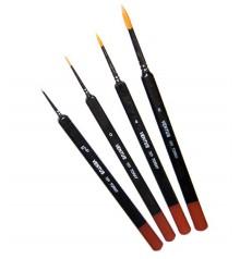 Toray synthetic hair Ventus 101 brush
