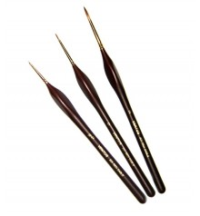 Red Sable Ventus 201 brush