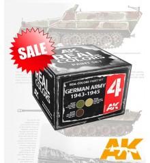 AK Real Colors sets