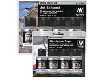 Metal Color paint sets