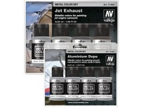 sets peintures Metal Color