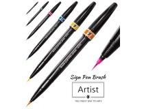 retolador Pentel Sign Pen Artist