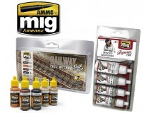 Ammo Mig paint sets