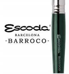Escoda Barroco Gold Toray Synthetic Brushes