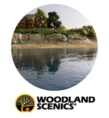 water system by woodland scenics