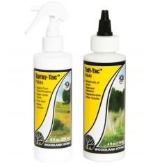 adhesives woodland scenics