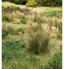 field grass by woodland scenics
