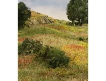 arbusti e piante germogliate woodland scenics