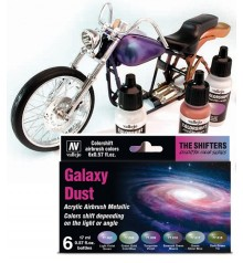 The Shifters paint sets