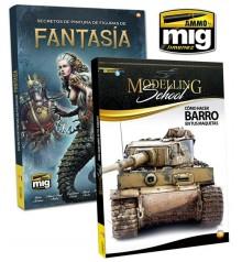 Ammo Mig scale modeling books