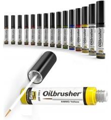 Oilbrusher Ammo Mig oleo para modelismo