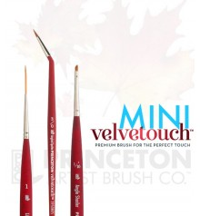 Synthetic brush 3950 MINI short handle.