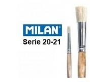 Pincel STENCIL Milan