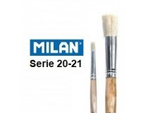 STENCIL Brush Milan