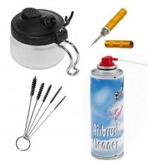 airbrushing cleaners