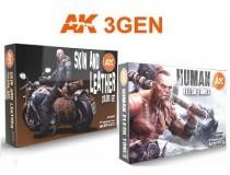 AK 3rd Generation sets