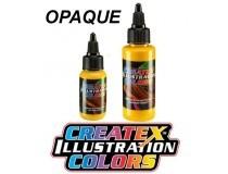 pinturas aerografía opaque colors illustration createx