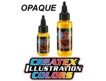 pittura per aerografo opaque colors illustration createx